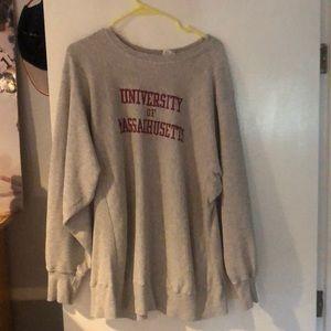 Champion Shirts - Vintage Umass Amherst crewneck